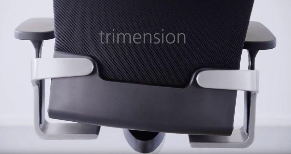 Silla de oficina ON con Trimension®